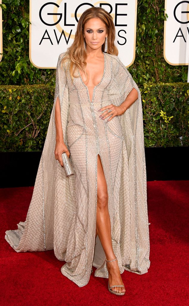 Jennifer Lopez, Golden Globes