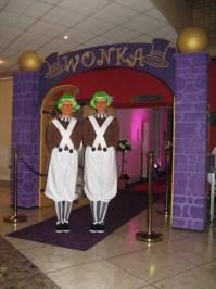 willy wonka party ideas | Party Theme: Willy Wonka | Pinterest