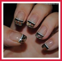 simple nail designs for short nails do it yourself  PinPoint