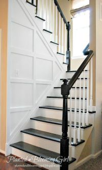 Beautiful DIY Staircase makeover | Decorating Ideas ...