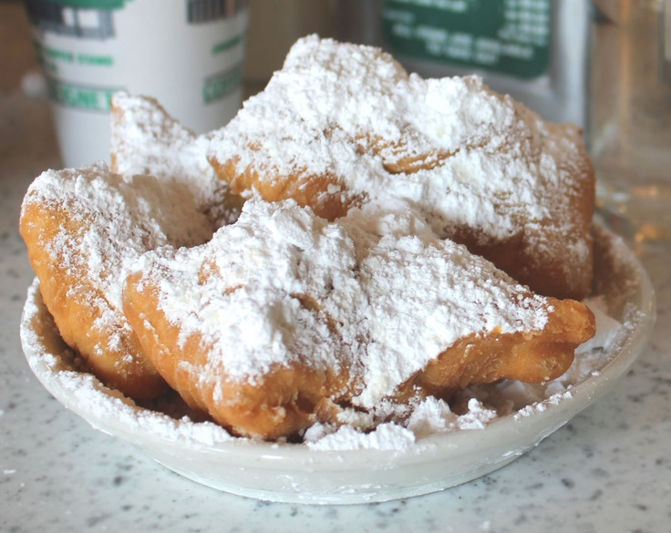 Image result for Cafe Du Monde Beignets