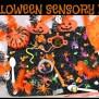 Halloween Sensory Bin Halloween Pinterest