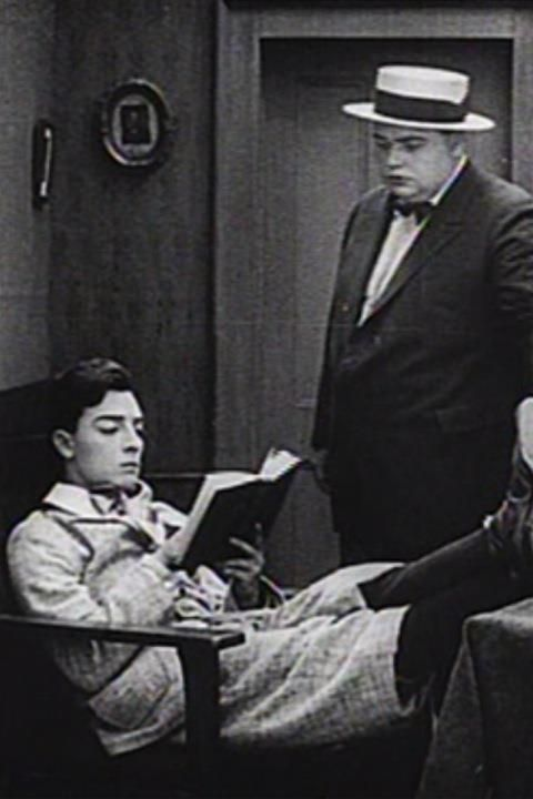 Image result for buster keaton oh doctor