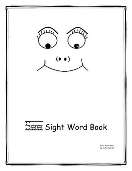 sight word worksheet: NEW 768 SIGHT WORD BOOKS SEE