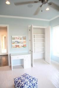 playroom (color, closet storage)   Paint ideas   Pinterest