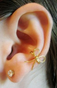 cute earring for conch piercing | S K I N | Pinterest