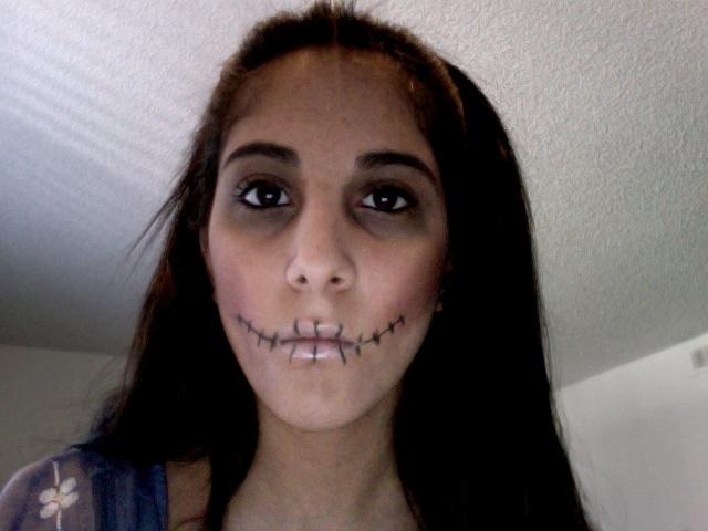 Skeleton Makeup Simple Makeupview