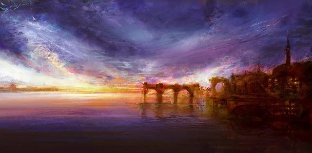 By Joseph Mallord William Turner