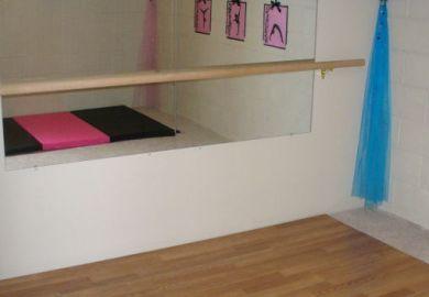 Dancer Bedroom Makeover