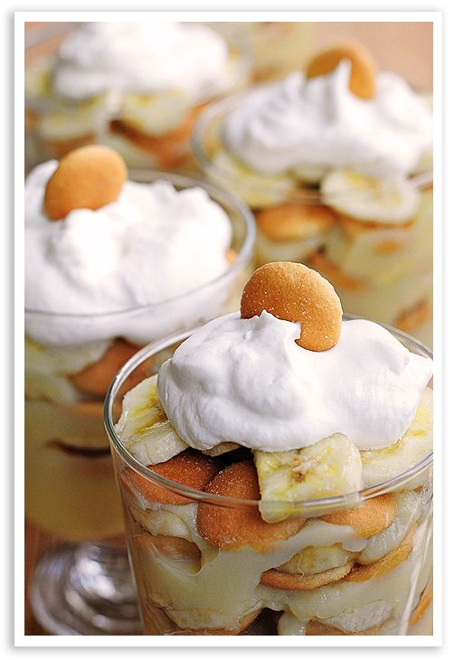 "Uncle Bobby's Banana Pudding // I don't know who ""Uncle Bobby"" is, but he makes a mean pudding, apparently."