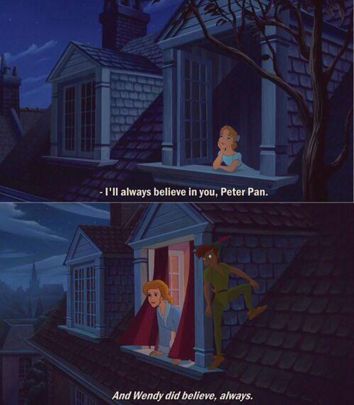peter pan. ♡