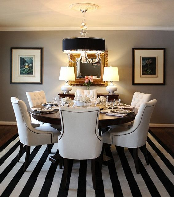 home design, home decor, dining room, mix