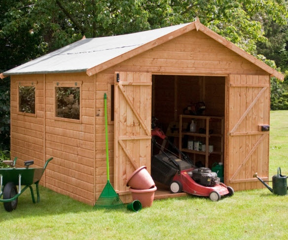 Build My Own Storage Shed