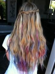 kool-aid hair dye long