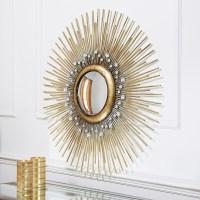 Colin Cowie Starburst Wall Mirror
