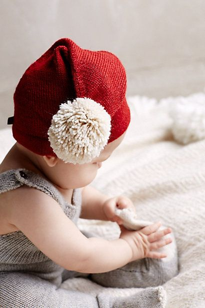 Children's Santa Hat - anthropologie.com #anthroregistry