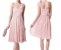 Junior Bridesmaid Dresses Blush Pink