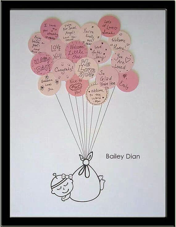 Baby Shower Food Ideas: Baby Shower Ideas Guest Book