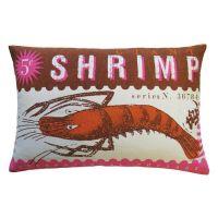 Shrimp Pillow   It's all in the DETAILS.   Pinterest