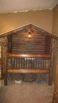 Western style baby crib | Future children | Pinterest
