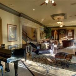 Rustic Elegant Living Room Designs Entertainment System Ideas Rich Colors