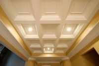 Coffered Ceiling | Coffer Ceiling | Pinterest