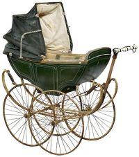 Vintage Stroller | Antiques, Vintage, Lace and Vintage ...