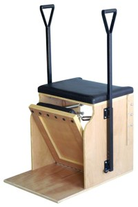 Pilates chair | The New Healthy | Pinterest