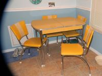 Kitchen Chairs: 1950 Kitchen Table And Chairs