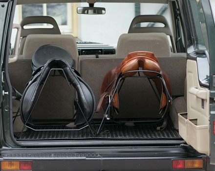 Saddle stand for vehicle  Chronicle Forums