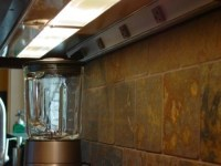 Under-cabinet Kitchen outlets | Home Inspirations | Pinterest