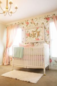 10 Baby Girl Nursery Ideas