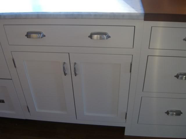 Beaded Inset Doors  Custom Kitchen W Inset Doors u0026