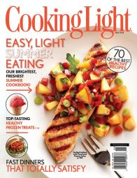 Cooking Light Magazine | $24.00 for TWO years