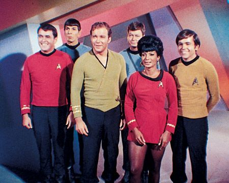 Original cast of Star Trek