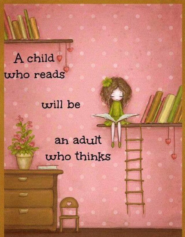 Sayings Encourage Reading