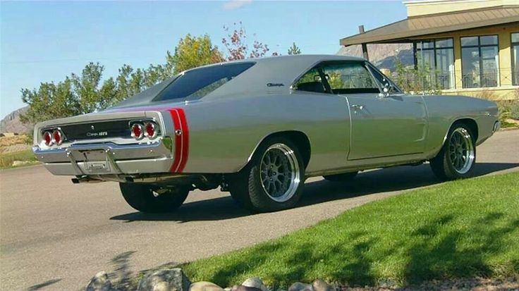 1968 Charger R T 440 Magnum