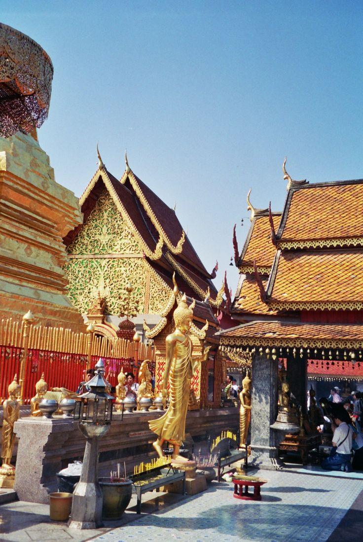 Chaing Mai Thailand - can't come soon enough.