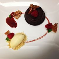 Plated Desserts Chocolate Cake | www.imgkid.com - The ...