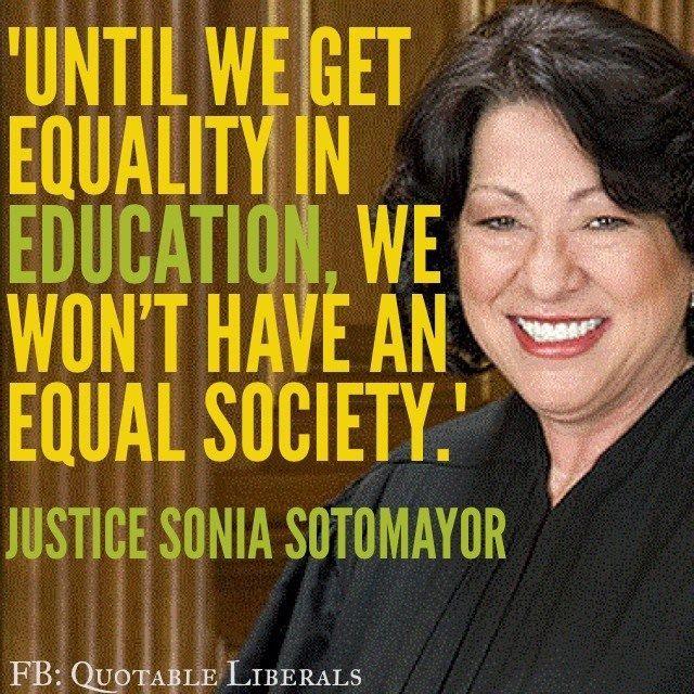 Sonia Sotomayor Quotes QuotesGram