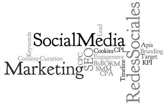 Términos Marketing y Redes Sociales
