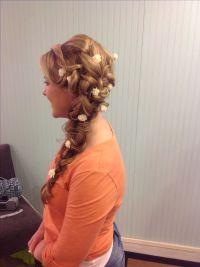 Side braid bridal hair brideheads.com   Formal Hair ...