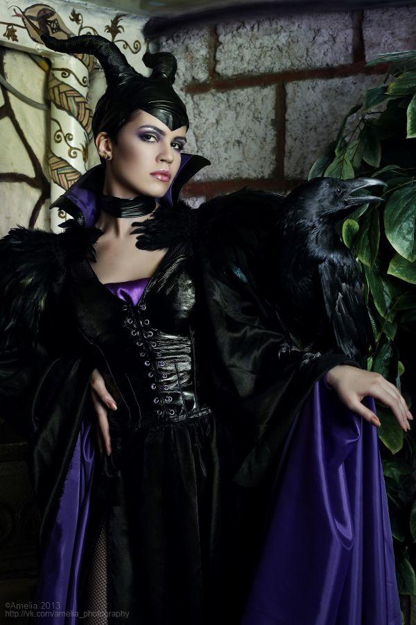 Disney Villian Cosplay: Maleficent