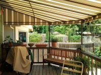 Canvas Patio Cover | Awnings | Pinterest