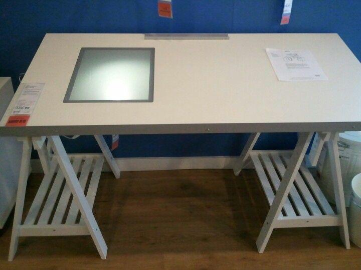 Drawing Desk Ikea PDF Woodworking