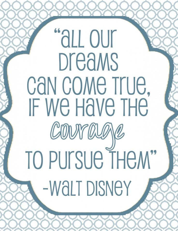 Love Disney quotes