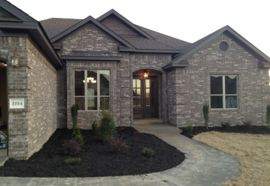 Exterior Home Colors With Brick
