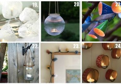 Patio Lighting Ideas Diy