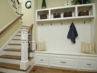 Built in Coat Rack | For the Home | Pinterest