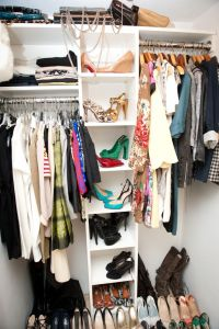 Small Closet Organization | Casual Cottage